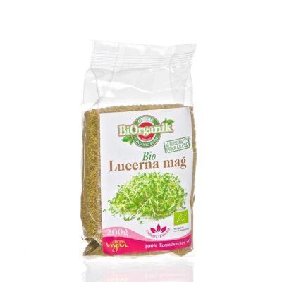 BiOrganik bio lucernacsíra mag csíráztatásra 200 g