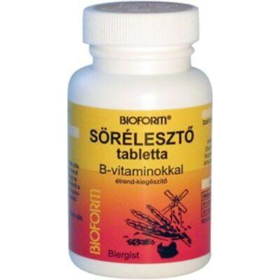 Bioform sörélesztő tabletta 90 db