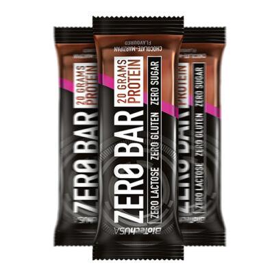 Zero Bar Fehérje szelet  Csokoládémarcipán 50 g