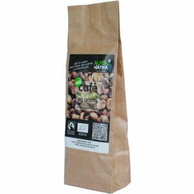 Alternativa3 Zöld Kávé Szemes  Bio  Fairtrade 150 g