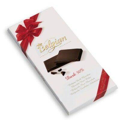 Belgian Dark étcsokoládé 50százalékos 100 g