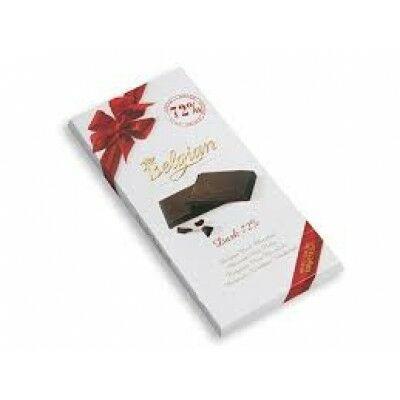 Belgian Dark étcsokoládé 72százalékos 100 g