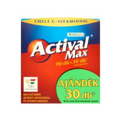 Béres Actival Max Filmtabletta 90 30x 120 db