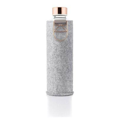 MyEqua Mismatch üvegkulacs 750 ml  Rose Gold