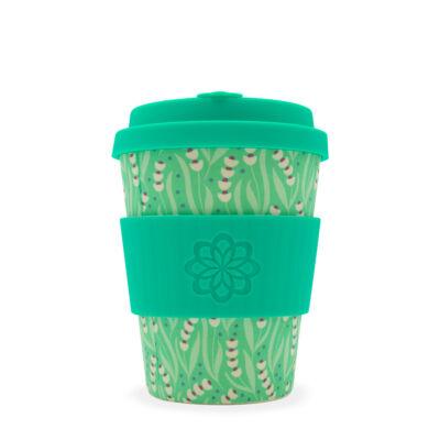 Ecoffee Cup hordozható kávéspohár  Tiny Garden Amstel 340 ml