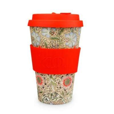 Ecoffee Cup hordozható kávéspohár  WM Corncockle 400 ml