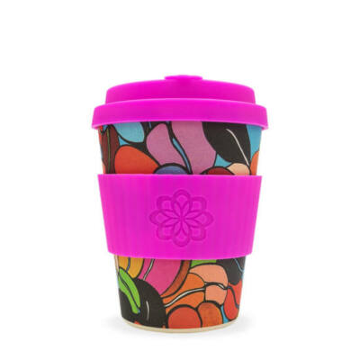 Ecoffee Cup hordozható kávéspohár  Couleur Cafe 340 ml
