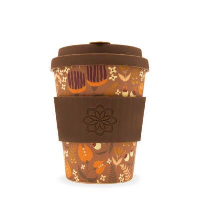 Ecoffee Cup hordozható kávéspohár  Tiny Garden Darwin 340 ml