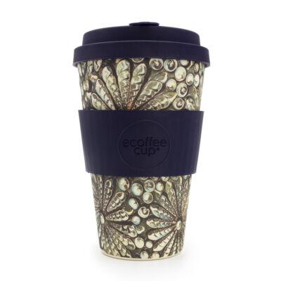 Ecoffee Cup hordozható kávéspohár  Kai Leho 400 ml