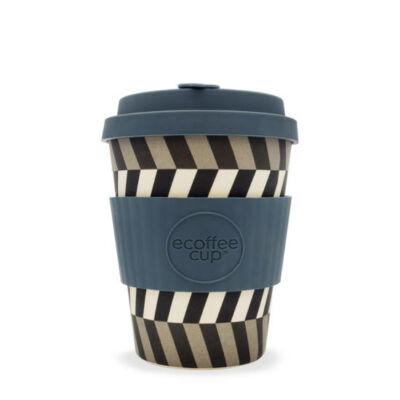 Ecoffee Cup hordozható kávéspohár  Look Into My Eyes  340 ml