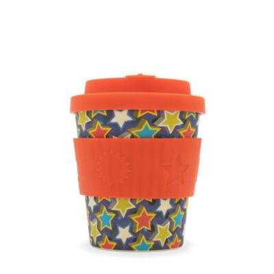 Ecoffee Cup hordozható kávéspohár  Little Star 240 ml