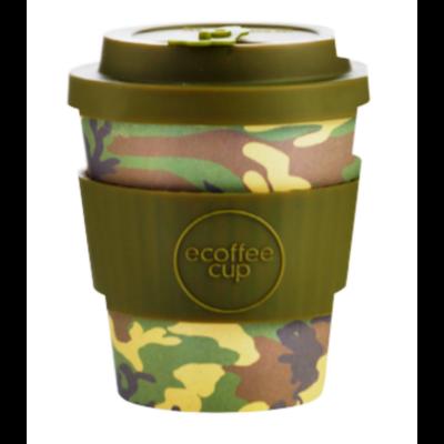Ecoffee Cup Hordozható Kávéspohár  Mike   Eric 240 ml
