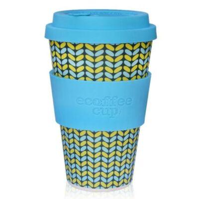 Ecoffee Cup hordozható kávéspohár  Norweaven 400 ml