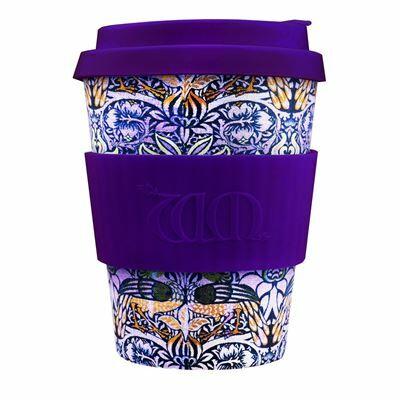 Ecoffee Cup hordozható kávéspohár  WM Peacock 340 ml