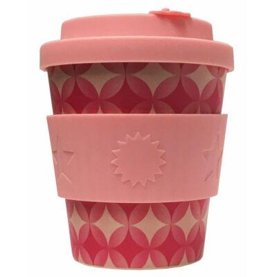 Ecoffee Cup hordozható kávéspohár  Round in Yerkels 240 ml