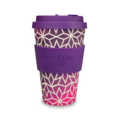 Ecoffee Cup hordozható kávéspohár  Stargrape 400 ml
