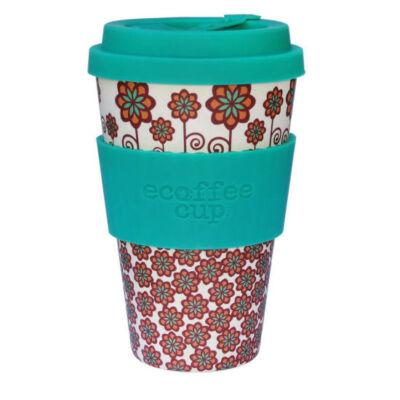 Ecoffee Cup hordozható kávéspohár  Stockholm 400 ml