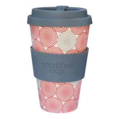 Ecoffee Cup hordozható kávéspohár Swirl 400 ml