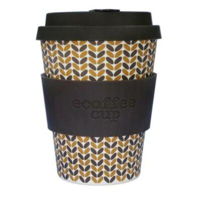 Ecoffee Cup Hordozható Kávéspohár  Threadneedle 340 ml