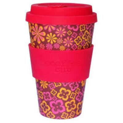 Ecoffee Cup hordozható kávéspohár  Yeah Baby 400 ml