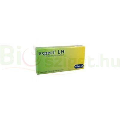 Expect lh ovulációs tesztkészlet