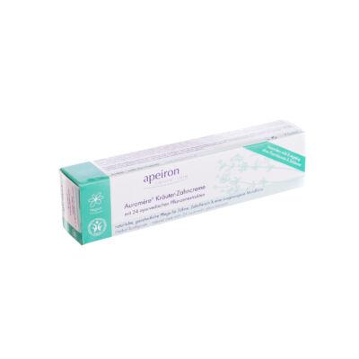 Apeiron Gyógynövényes fluoridmentes fogkrém 75 ml