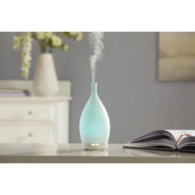 Oska ultrahangos aroma diffúzor bluetooth csatlakozóval