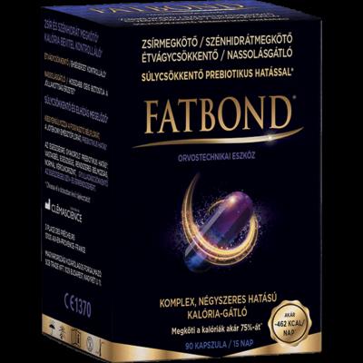 Fatbond súlycsökkentő kapszula 90 db