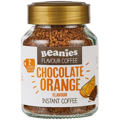 Beanies instant kávé 50 g  Narancsos csoki