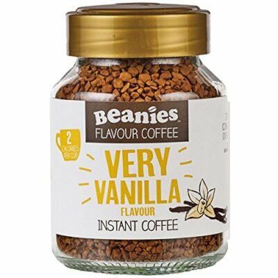 Beanies instant kávé 50 g  Vanília