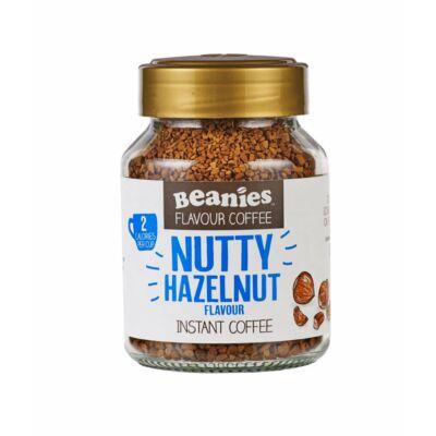 Beanies instant kávé 50 g  Mogyoró