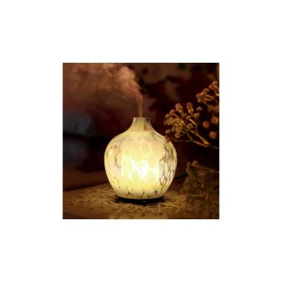 Mercura White ultrahangos üveg aromadiffúzor