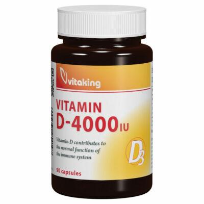 Vitaking D4000 Ne Kapszula 90 db