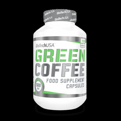 BioTech Green Coffee kapszula 120 db