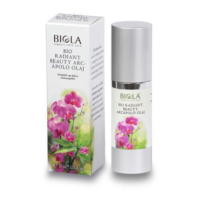Biola bio Radiant Beauty arcápoló olaj 30 ml