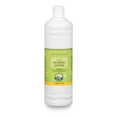 Naturissimo Aloe folyékony szappan 1000 ml