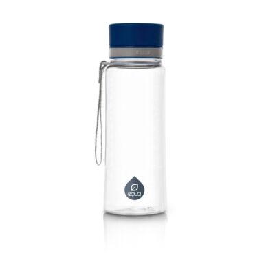 MyEqua BPAmentes műanyag kulacs 600 ml  Kék
