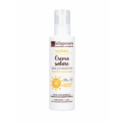 La Saponaria Napkrém SPF 30 125 ml