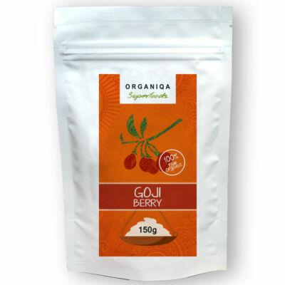 Bio Goji bogyó nyers 150 g Organiqa