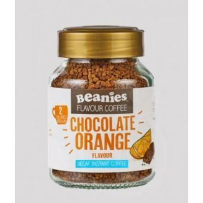 Beanies koffeinmentes instant kávé Narancsoscsoki