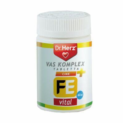 Dr. Herz Vas Komplex 60 db tabletta