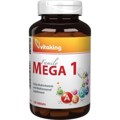 Vitaking Mega 1, 120 db tab