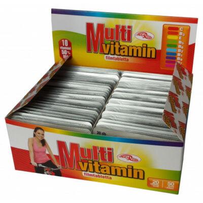 Microse Multivitamin Tabletta 20 db