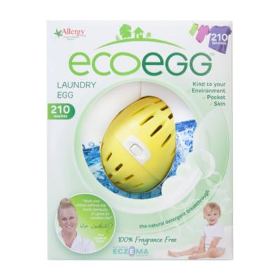 ECOEGG mosótojás 210 mosás  Illatmentes