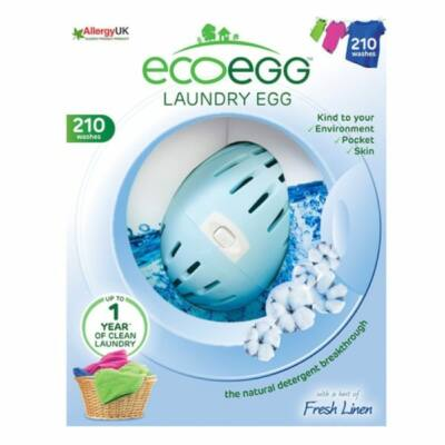 ECOEGG mosótojás 210 mosás  Enyhe