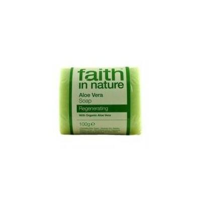 Faith in Nature Bio aloe vera szappan 100 g