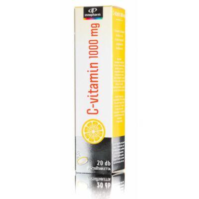 Innopharm Cvitamin pezsgőtabletta 1000 mg 20 db