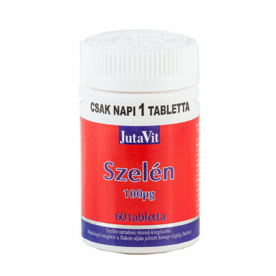 Jutavit szelén tabletta 60 db