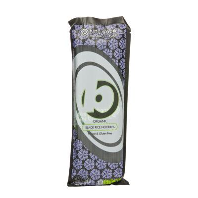 King Soba bio gluténmentes feketerizs tészta 250 g