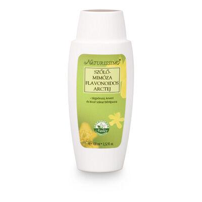 Naturissimo Szőlőmimóza flavonoidos arctej 100 ml